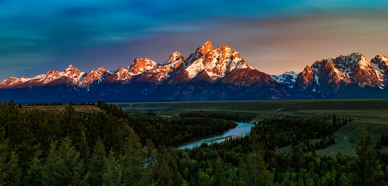 Teton Panoramic
