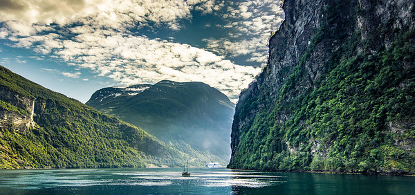Deep in the Fjord