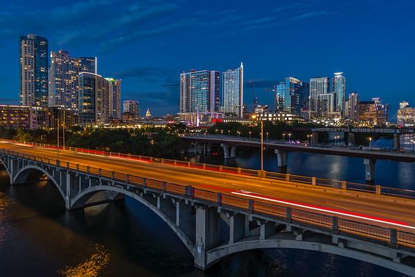 Downtown Austin Skyline 42