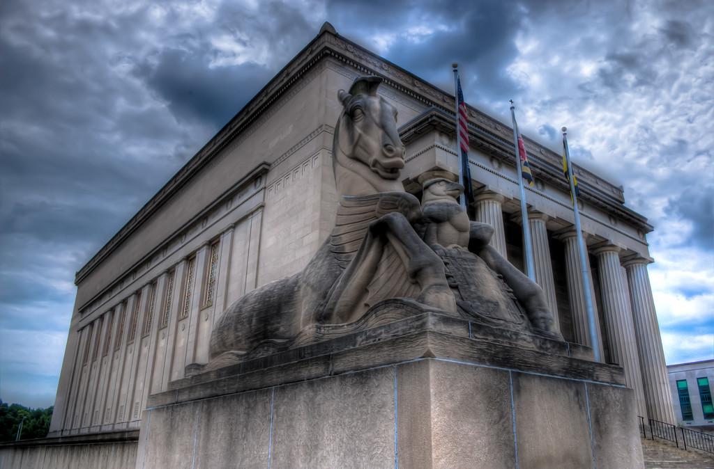 Baltimore War Memorial, Baltimore, Maryland
