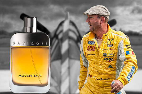 Davidoff Adventure | Advertising and Product Photography Editorial Ad Commercial Campaign Cologne Perfume Parfum Cool Pilot Lifestyle