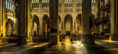 Theater of Light | Sint-Jan Kathedraal 's-Hertogenbosch Basiliek Den Bosch
