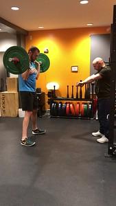 📺 Coaching the Thruster