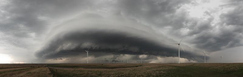 Lincoln Kansas Panoramic