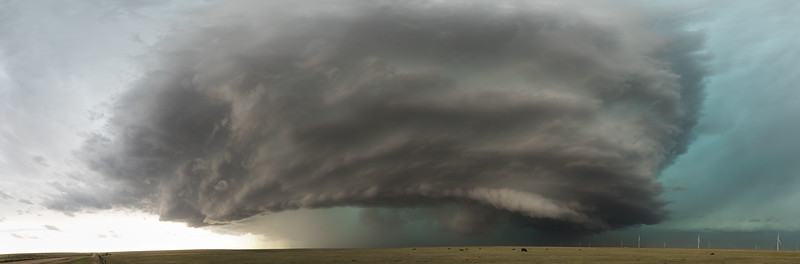 Colorado Panoramic Supercell