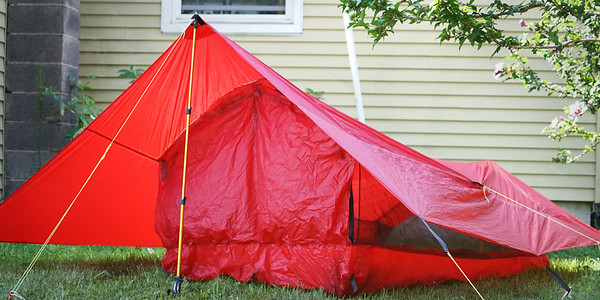 Two2 Silnylon Tent & Two:2 Silnylon Tent - One of a Kind Adventure Gear