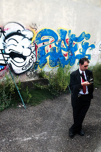 Graffiti, Italy