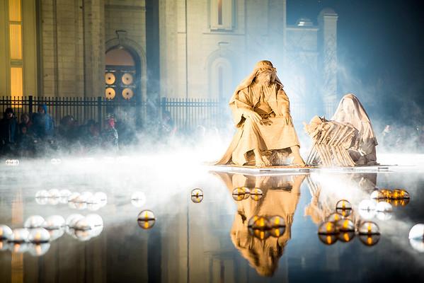Misty Nativity, 2013