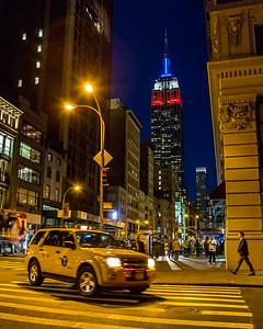 Night on 5th Avenue, 2012