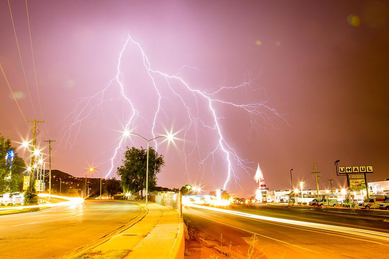Lightning on '89, 2013