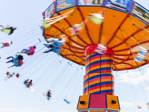 Fun on the Pier, 2008