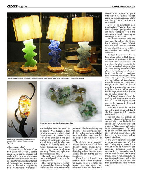 <h3> Crozet Gazette page 2 of 2 <h3>
