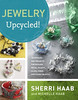 My work is featured in this craft book which is a unique, clever and useful take on jewelry making as a hot new trend, merging eco-consciousness with a willingness to incorporate unusual materials. And in our still sluggish economy, finding ways to create inexpensive bling has never been more appealing. Shown throughout are inspirational pieces by known jewelry designers working in this exciting area of jewelry making.