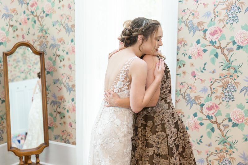 Christine and Brad Buckles Wedding