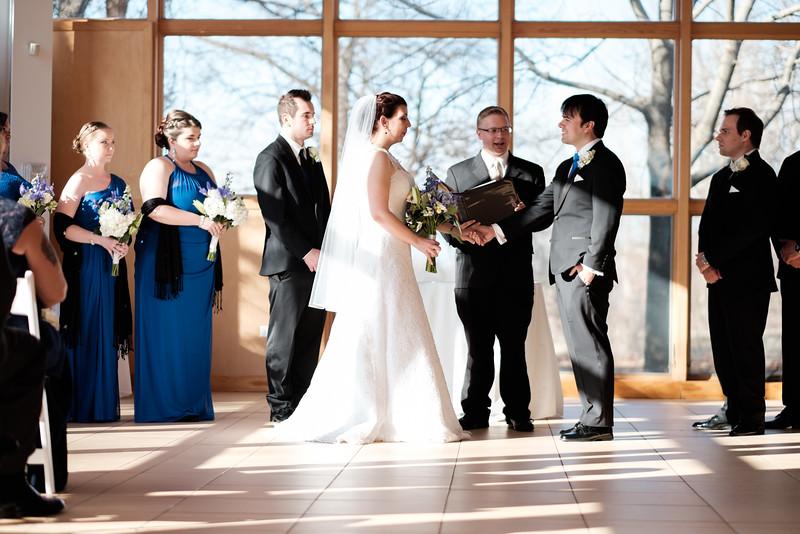 Danada House Spring Wedding