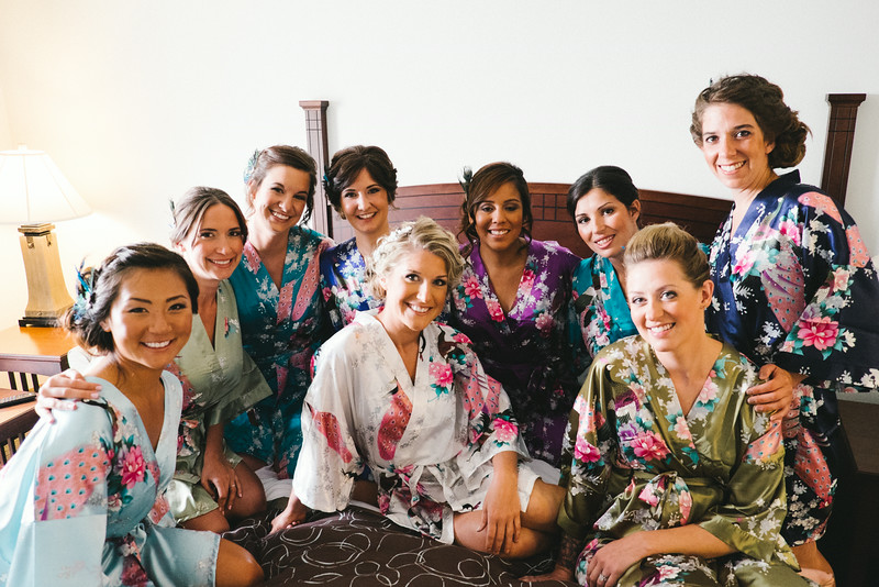 Anderson Japanese Gardens Wedding Prep