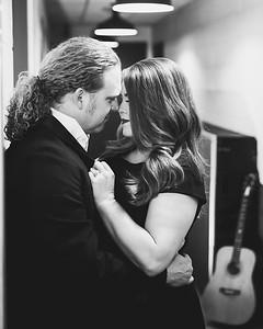 Brandi & Scott's engagement session at Renfro Valley Entertainment Center in Mt. Vernon, Kentucky 3.19.17.  © 2017 Love & Lenses Photography/ Becky Flanery   www.loveandlenses.photography