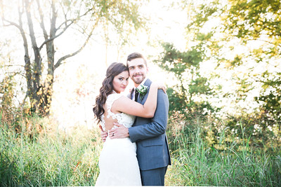 Bri & John's wedding day at The Place at Gilead in Glendale, KY 9.23.17.
