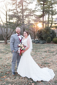 Cecilia & Travis' wedding day at Faith Baptist Church & The Woodford Inn in Versailles, Kentucky 1.6.18.    www.loveandlenses.photography