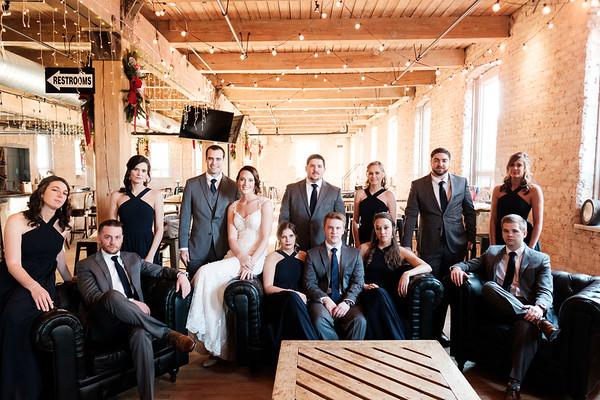 ey & Joel's Wagner House Wedding
