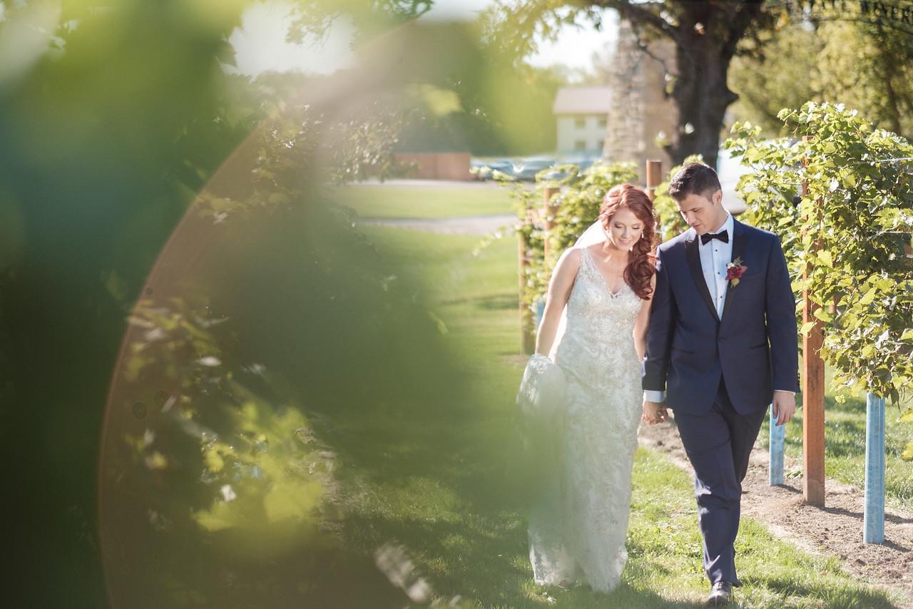 Elisabeth & Jessie's Autumn DC Estate Winery Wedding