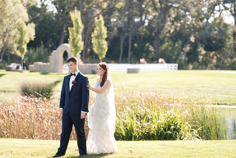 Elisabeth & Jessie's Autumn DC Estate Winery Wedding