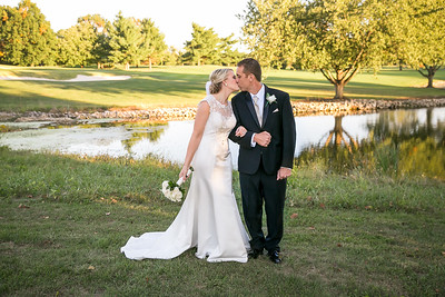 Emily & Lincoln's wedding day at Griffin Gate Marriott in Lexington, Ky 10.8.16.