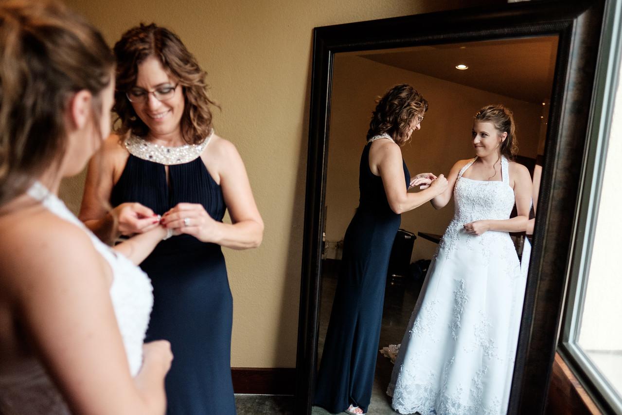 DC Estate Wedding Prep