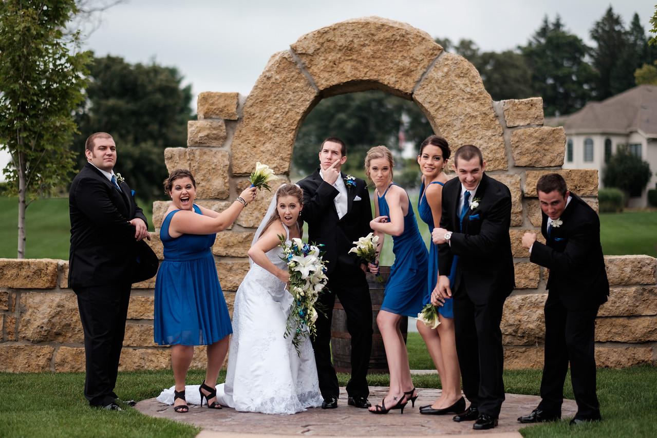 DC Estate Wedding Portraits