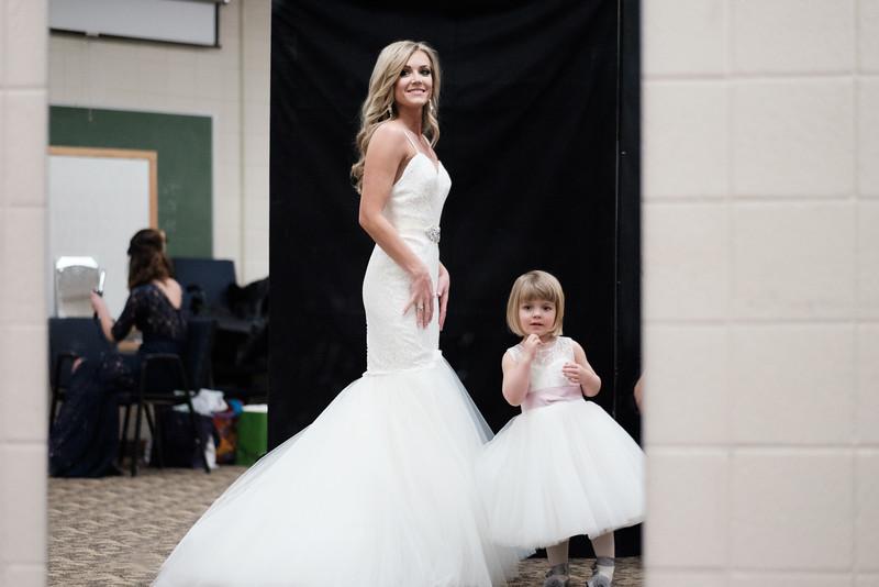 Candid Wedding Prep