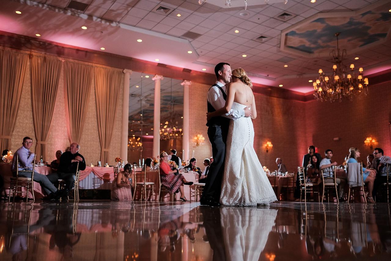 Meridian Banquets Wedding Reception