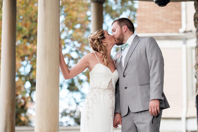 Jess & Nick's Burpee Museum & Prairie St Brewhouse wedding