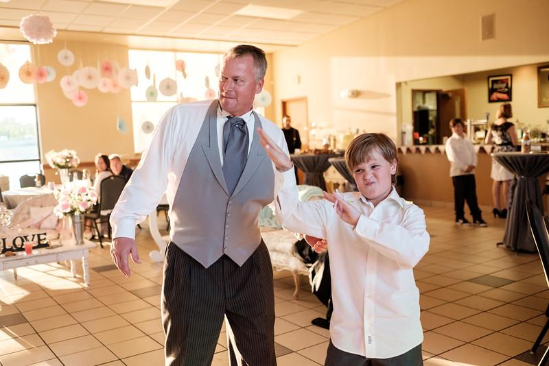 Candid Fun Riverside wedding