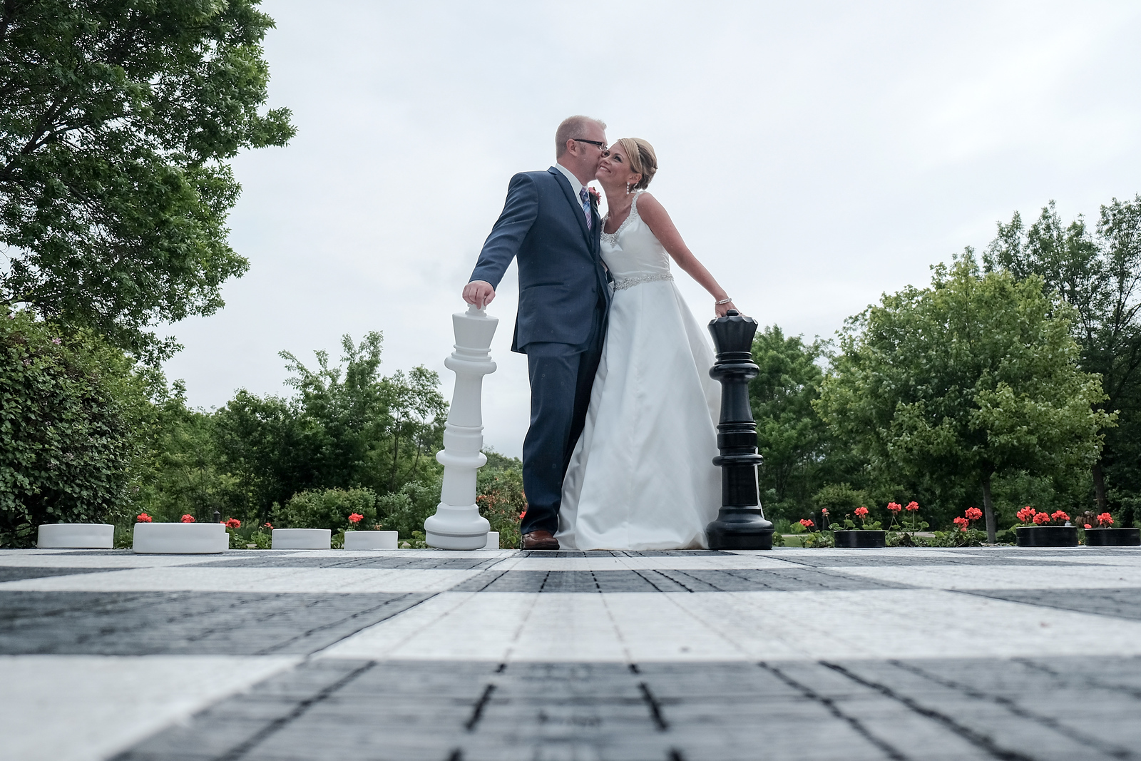 Eagle Ridge Galena Wedding Portraits