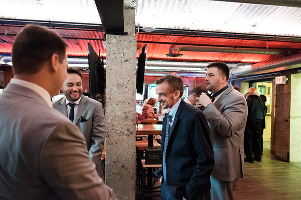 Katelyn & Keith's Prairie St Brewhouse Wedding