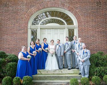 Kim & Colin's wedding day at St. Peter Catholic Church & the Hilton in Lexington, KY 10.17.15.  © 2015 Love & Lenses Photography/ Becky Flanery   www.loveandlenses.photography