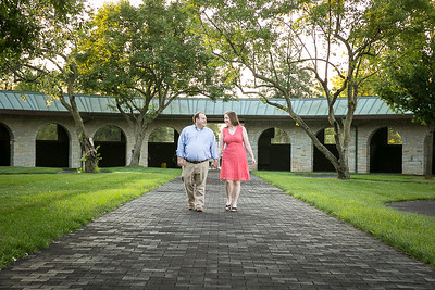 Kim & Colin's engagement session at Gratz Park & Keeneland in Lexington, KY 6.28.15.  © 2015 Love & Lenses Photography/ Becky Flanery   www.loveandlenses.photography