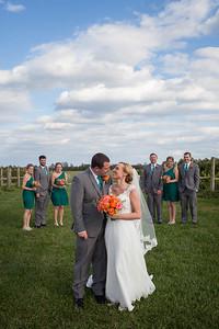 Lauren & Colt's wedding day at Talon Winery, Lexington, KY 10.4.14.