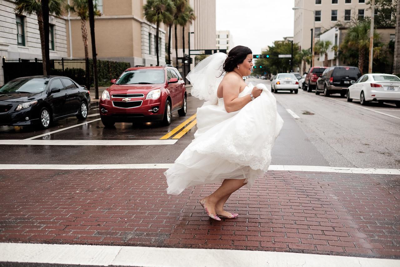 Tampa Florida Destination Wedding Prep