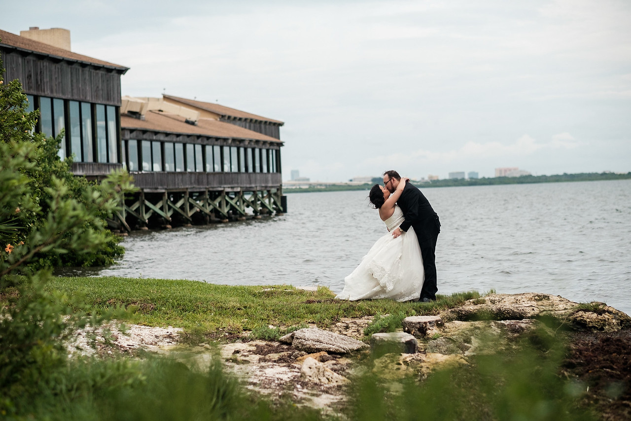 Tampa Florida Destination Wedding Portraits
