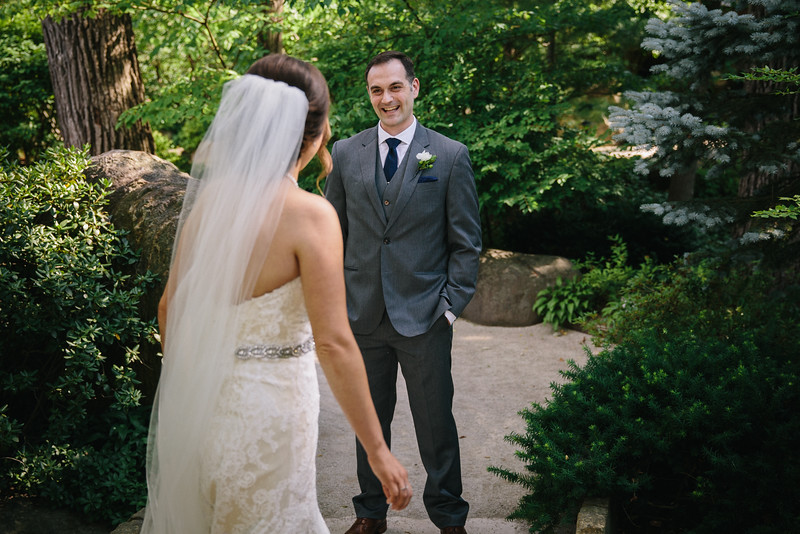 Lindsey & Mathew's Summer Anderson Gardens Wedding