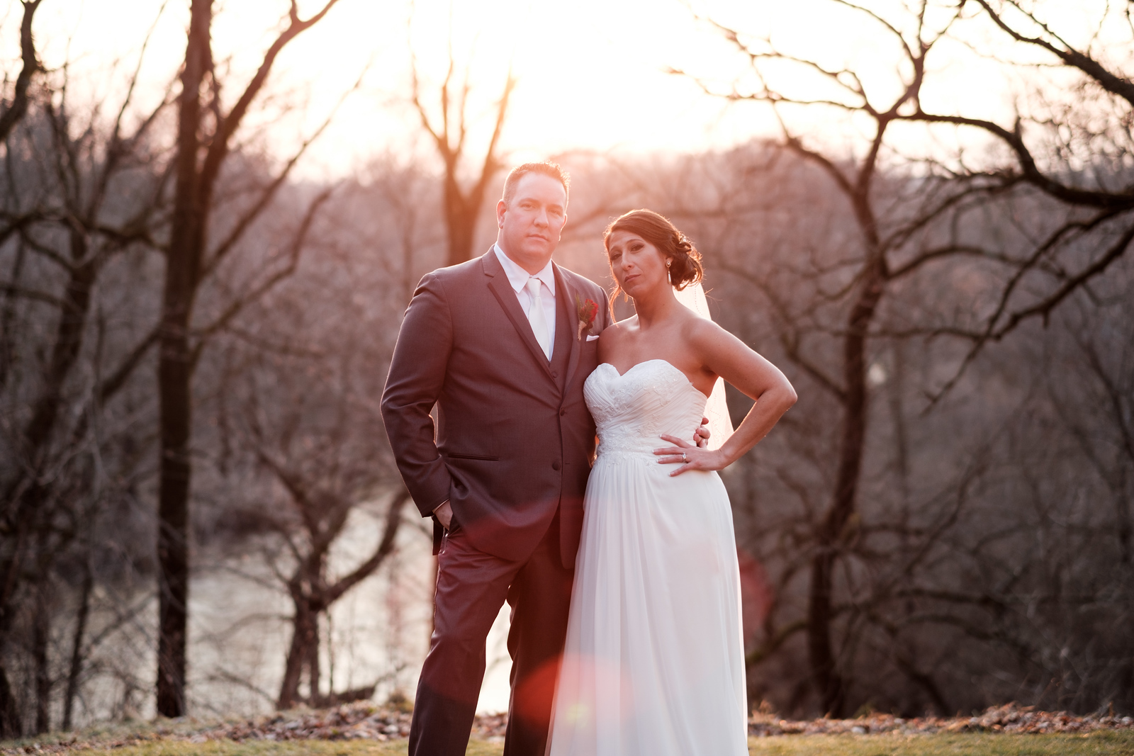 Lisa & Gregg's Kilbuck Creek Wedding