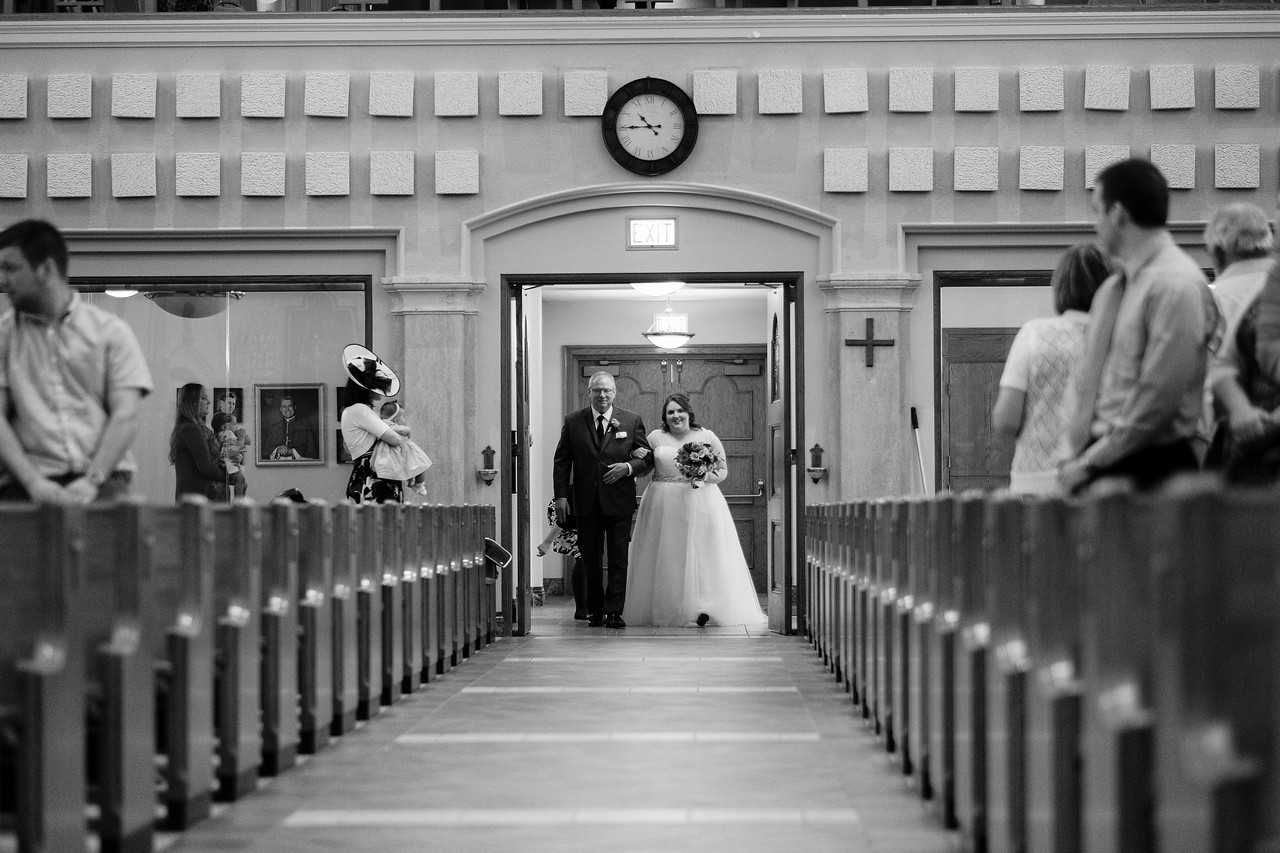 St. Peter's cathedral Wedding