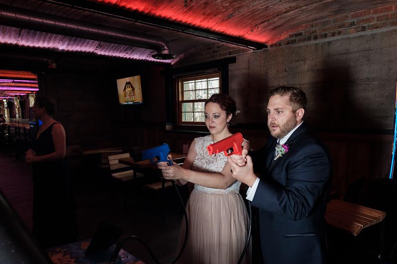 Meg & Kyle's Prairie St. Brewhouse Wedding