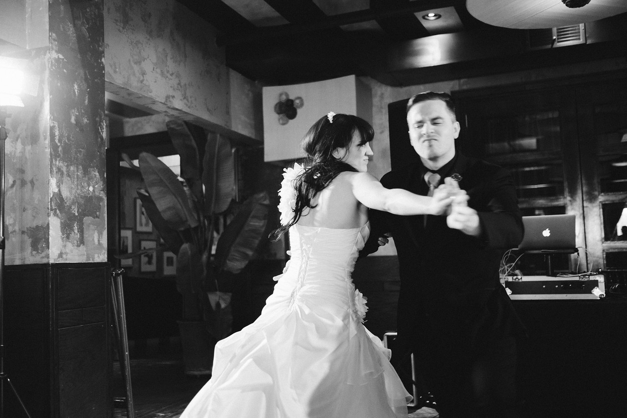 Megan & Brian's Carnivale Wedding