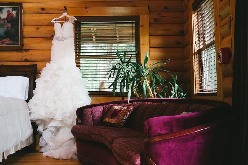 Kilbuck Creek Wedding Prep