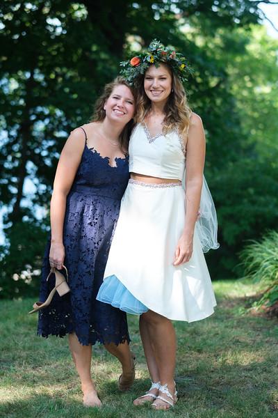 Meredith & Dak's Lake Geneva Wedding