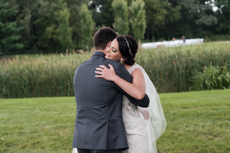 Miriah & Jeff's DC Estate Winery Wedding
