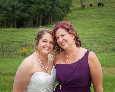 Misty & Mitch's wedding day at Tates Creek Baptist Church, Richmond, KY 9.13.14.