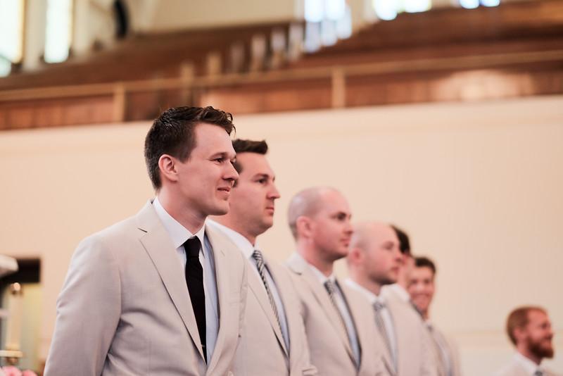 Morgan & John's wedding in downtown Galena at St. Mary's Catholic Church. – Wedding photographer; Ryan Davis Photography – Rockford, Illinois.